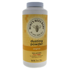 Baby Bee Dusting Powder Original by Burt's Bees for Kids - 7.5 oz Powder