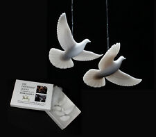 HOME ALONE 2 DOVES the REAL ONES from JOHN PERRY who made them for the movie