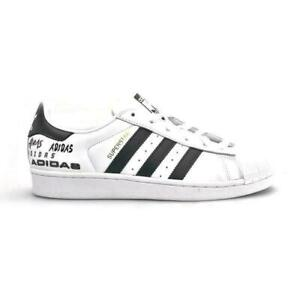adidas Superstar W Sizes 3.5-7 White RRP £80 Brand New EH1214 B-Grade