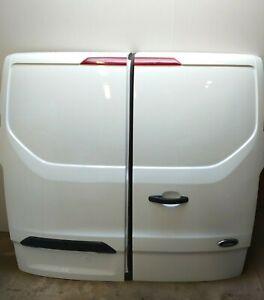 Ford Transit Custom 2013 - 2018 Rear Back Doors In White