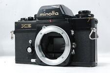 Minolta XE 35mm SLR Film Camera Body Only SN1100447