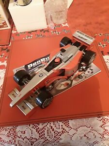 MEGA BLOKS PRO RACER RED FORMULA RACING CAR  WITH INSTRUCTIONS