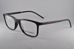 Dolce & Gabbana Eyeglasses DG 5044 501 Black, Size 53-17-145