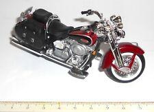 MAISTO TOYS - HARLEY-DAVIDSON 1/24 SCALE MOTORCYCLES - SELECTION (3)