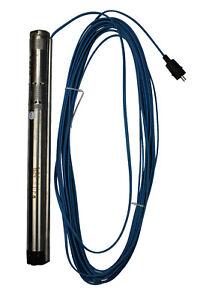 Grundfos SQ 2-55 Tiefbrunnenpumpe 3 Zoll Basispaket mit 30m Kabel (97855038)