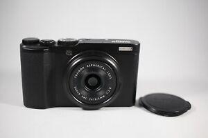 Fujifilm XF10 24.2MP Digital Camera - Black Fair Condition