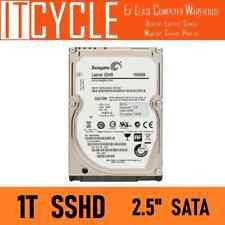 "Segate SSHD ST1000LM014 1TB 64MB laptop 25"" Solid State Hard Drive"