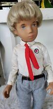 """SASHA doll GREGOR BLONDE Boy Doll #314S w/tag 16"""" ENGLAND Vintage"""