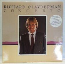 RICHARD CLAYDERMAN - vintage vinyl LP - Concerto