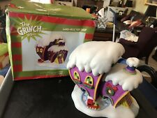 New ListingDepartment 56 Grinch Village Who-Ville Toy Store 803394 Pre-Owned. Retired