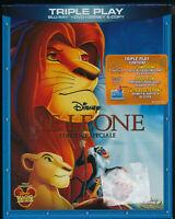 EBOND Il Re Leone BLU-RAY + DVD + DISNEY E-COPY D401012
