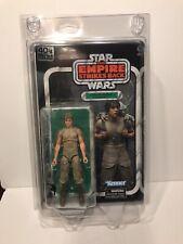 Star Wars Black Series 40th Ann. Empire Strikes Back Luke Skywalker Dagobah