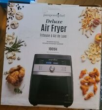 Pampered Chef - Deluxe Air Fryer #100194 - Free shipping, New In Box