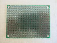 3x zweiseitig1.27mm Lochabstand 6x8cm Lochraster platine pcb Leiterplatte Board