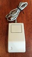 Vintage MOUSE APPLE / Macintosh Desktop Bus Single Button G5431 Mouse