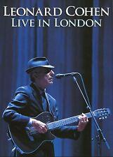 Leonard Cohen : Live in London (DVD)