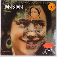 JANIS IAN: For All Seasons of Your Mind VERVE Forecast '67 Mono SEALED Vinyl LP