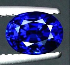 Unheated 6.53ct Rich Royal Blue Sapphire 10X12mm Oval Shape Top Quality AAAAGem
