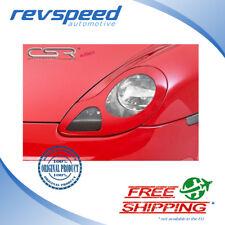 CSR Head Light Lids Covers Trims For Porsche 911 (996) 1997-2002 Boxster #SB145