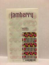 New JAMBERRY Nail Wraps WAIKIKI Mixed Manicure Hawaiian Style Wrap Full Sheet