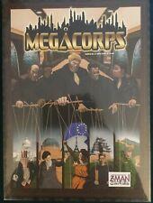 Megacorps Board Game