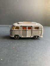 Vintage Matchbox Lesney 34D Volkswagen Camper 1967 Van Combined Post