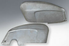 LAMBRETTA SIDE PANELS SPECIAL SX 150 TV - PRESSED Pair Bare Metal Oiled