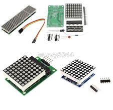 Max7219 8x8 Led Punkt Matrix Modul Dot Matrix Module For Arduino Raspberry Pi