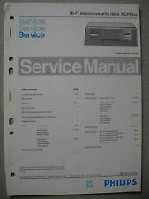 Philips FC410 Service Manual