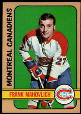 Frank Mahovlich 1972-73 Topps #140 Canadiens