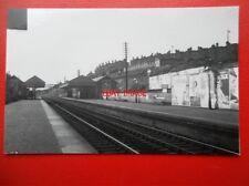 PHOTO  SIGNER RAILWAY STATION - GLASGOW