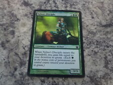 1x Foil - Nylea's Disciple - Magic the Gathering MTG Theros