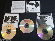 VALENTINE SIX/PARKER & LILY—2000 PROMO 3-CD SET