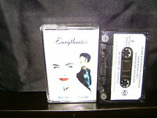 EURYTHMICS - WE TOO ARE ONE – CASSETTE TAPE NM