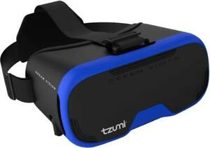 Dream Vision Virtual Reality Headset for iPhone & Android Smartphones Tzumi