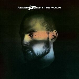 Ásgeir Trausti  - Bury the Moon - Limited Edition Silver Vinyl LP