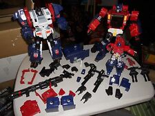 Xovergen Trailer Force Lot TF-01 TF-02 God Bomber Powermaster Prime 3rd party