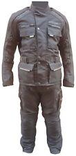 Tuta completo giacca e pantaloni per moto touring turistiche Taglia S A 5XL
