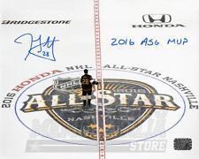 John Scott Signed Autographed 2016 NHL All-Star Game MVP Inscription 8x10
