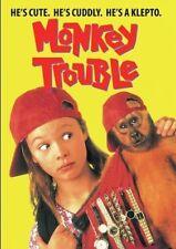 MONKEY TROUBLE   - DVD - UK Compatible