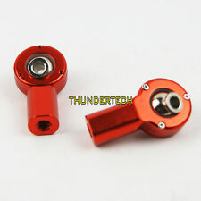 Orange Rear Upper Arm Ball End for HPI Rovan KM 5B SS 5T 5SC