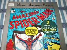 Amazing Spider-Man #1 Marvel Milestone Edition Reprint from May 1996 JC Penny Ed