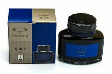 Parker Ink Bottle 6 Bottles Set Blue