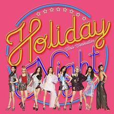 K-POP Girls' Generation SNSD 6th Album [Holiday Night] CD+Photobook+Photocard