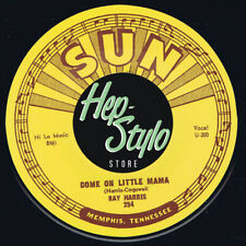 """45Re ✦ Ray Harris ✦ """" come on Little Mama """" - Killer Sun Bopper. Hear ♫"""