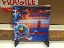 Nightmare on Elm Street 5 Movie Prop - Freddy Sweater Swatch - Screen Used Neca