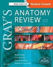 Gray's Anatomy Review : With STUDENT CONSULT Online Access: By Loukas, Marios...