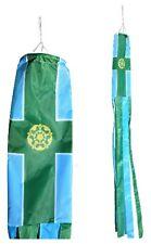 Derbyshire Flag Nylon 5' Windsock