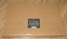 TVXQ! DONG BANG SHIN KI LIVE WORLD TOUR Catch Me PHOTOBOOK BOX & FOLDED POSTER