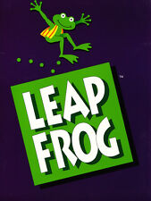 Leap Frog Catalog Folder 1999 26 Individual Flyers plus Sales Rep Literature